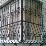 Балкон ограждение фото 10
