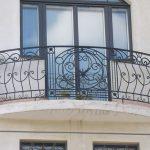 Балкон ограждение фото 11