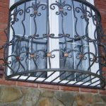 Балкон ограждение фото 12