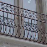 Балкон ограждение фото 14
