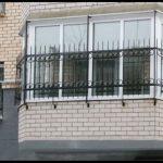 Балкон ограждение фото 18