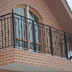 Балкон ограждение фото 19