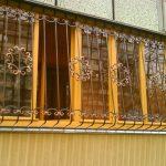 Балкон ограждение фото 20