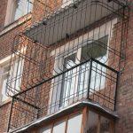 Балкон ограждение фото 24