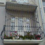 Балкон ограждение фото 27