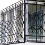 Балкон ограждение фото 28