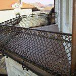 Балкон ограждение фото 31