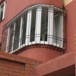 Балкон ограждение фото 32