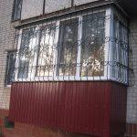 Балкон ограждение фото 35