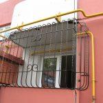 Балкон ограждение фото 36