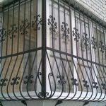 Балкон ограждение фото 37