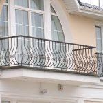 Балкон ограждение фото 38