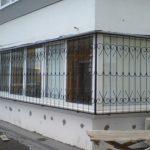 Балкон ограждение фото 40