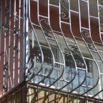 Балкон ограждение фото 46