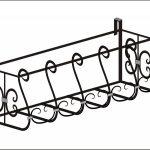 Балкон ограждения эскиз 10