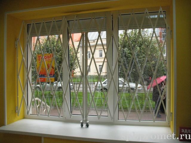 раздвижные решетки на окна для дачи в пскове все сезонный пирог: