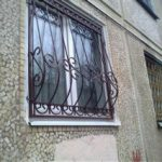 Решетки кованые фото 19