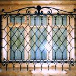 Решетки кованые фото 20