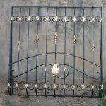 Решетки кованые фото 47