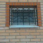 Решетки кованые фото 52