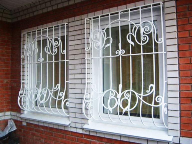 Решетки на окна ярославль цена