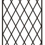 Сварные решетки эскиз 20———— от 1500 руб. м2