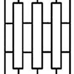 Сварные решетки эскиз 19———— от 750 руб. м2