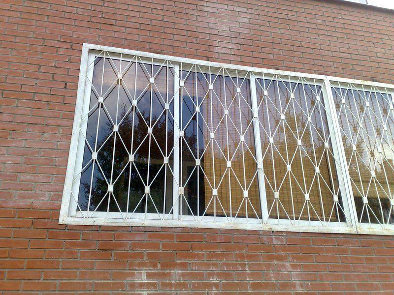 решетка на окна металлические цена