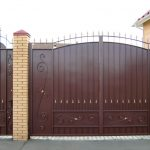 Ворота фото 12