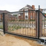 Ворота фото 14