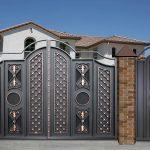 Ворота фото 17