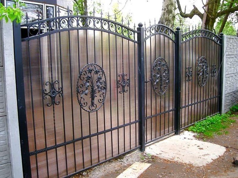 ворота и калитки по низким ценам