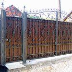 Ворота фото 20