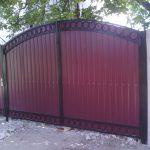 Ворота фото 24