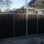 Ворота фото 26