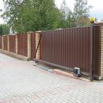 Ворота фото 30