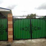 Ворота фото 34