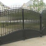 Ворота фото 38