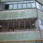 Балкон ограждение фото 43