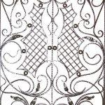 Решетка кованая 26———— от 10200 руб. м2