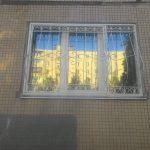 Решетки кованые фото 50