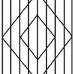 Сварные решетки эскиз 18———— от 550 руб. м2
