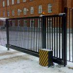 Ворота фото 15