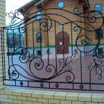 забор фото 37