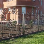 забор фото 11