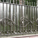 забор фото 13