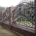 забор фото 27