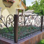 забор фото 35