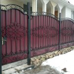 забор фото 43