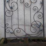 Решетки кованые фото 76